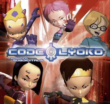 Code Lyoko Ft. Subdigitals - 01 Planet Net - YouTube